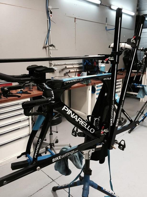 TT day, getting the bikes ready for next season