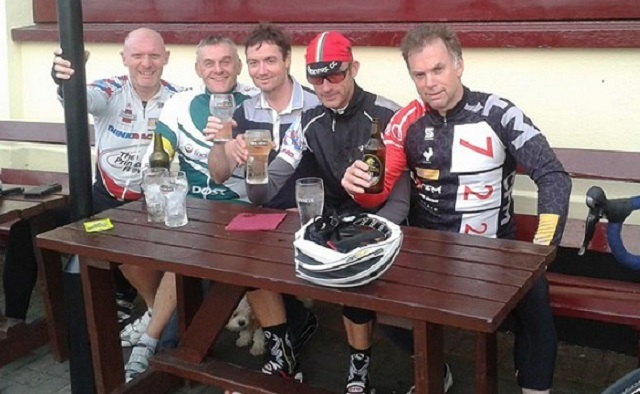 Hanging out at Howth Summit with IVCA – Carbo Loading