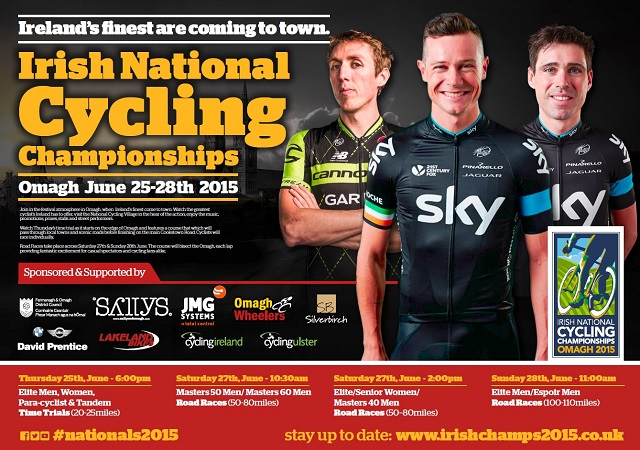 Irish National Champs Poster