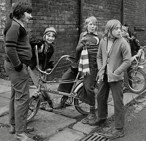 70's & 80's Kids – The Raleigh Chopper   The Bike Comes First