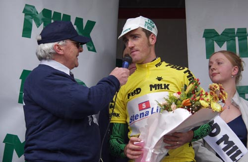 Ciaran Power Get His Second Rás Win In 2002