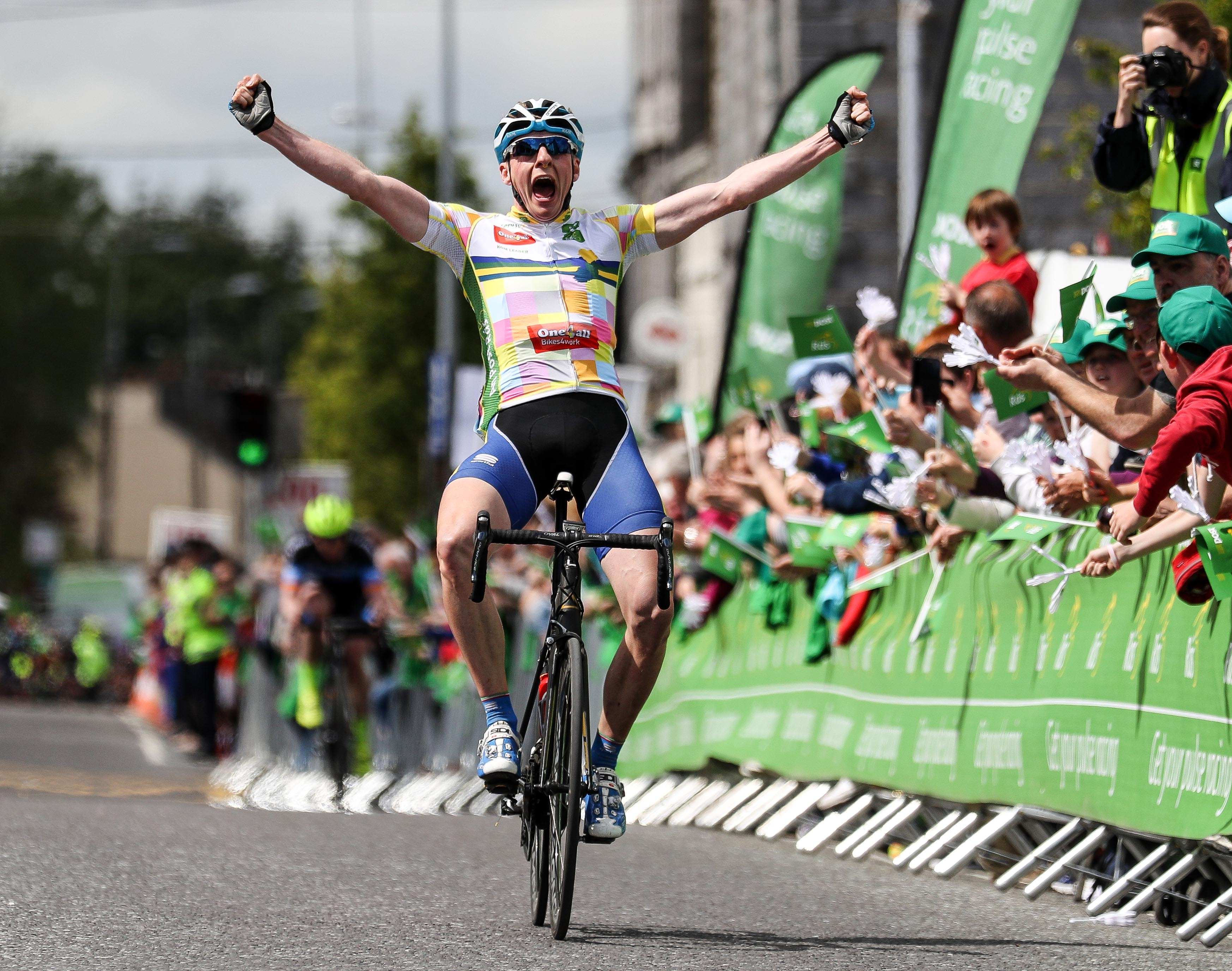 County Rider Eoin Morton Secures Magnificent Victory on Stage Two of ... 1ee78e851