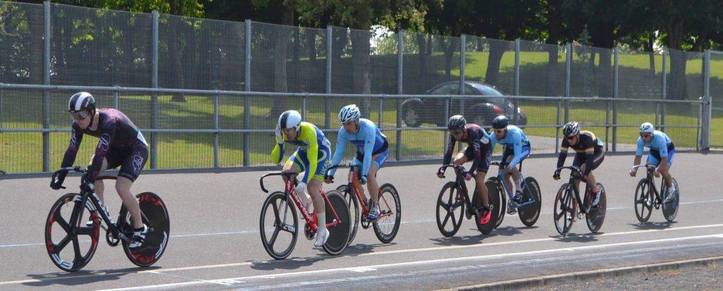 Mile Dash (Photo: Arcane Cycling Team)