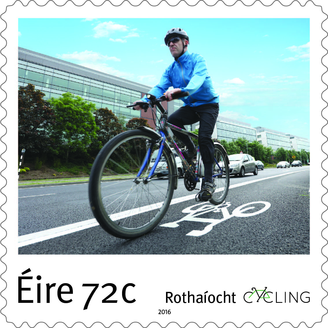 L8967 - An Post Cycling Ireland Stamp 1_AW