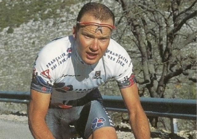 Lars Michaelsen who was amongst a number of amateurs who worked for Henry, went on to have a successful pro career (Photo: Jack Claassen)