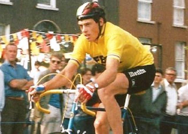 Stephen Spratt rode very strongly to help defend Henry's lead(Photo: rastailteann.com/Lorraine O'Sullivan)