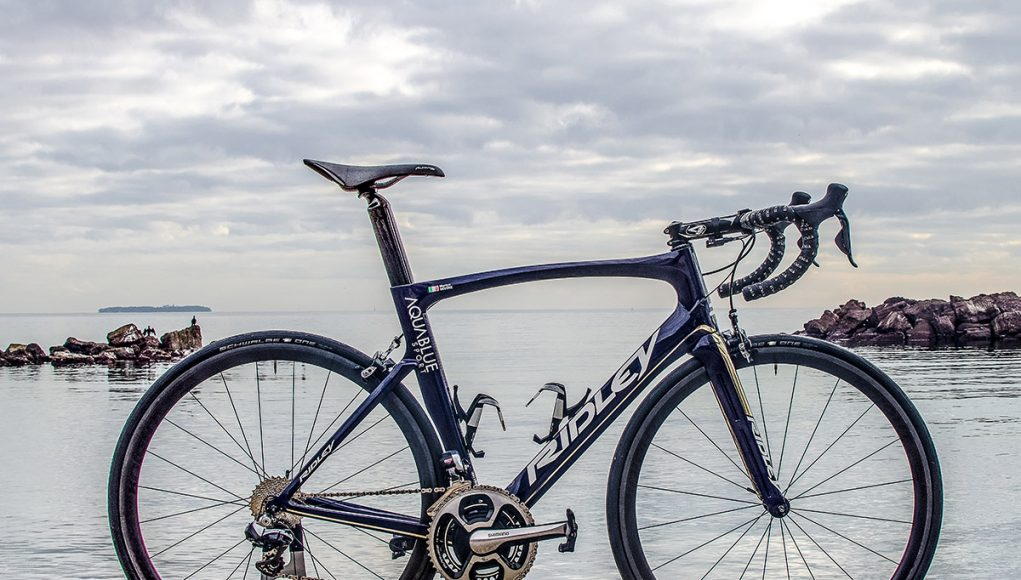 Aqua Blue Sport Team To Race On Ridley Bikes The Bike Comes First