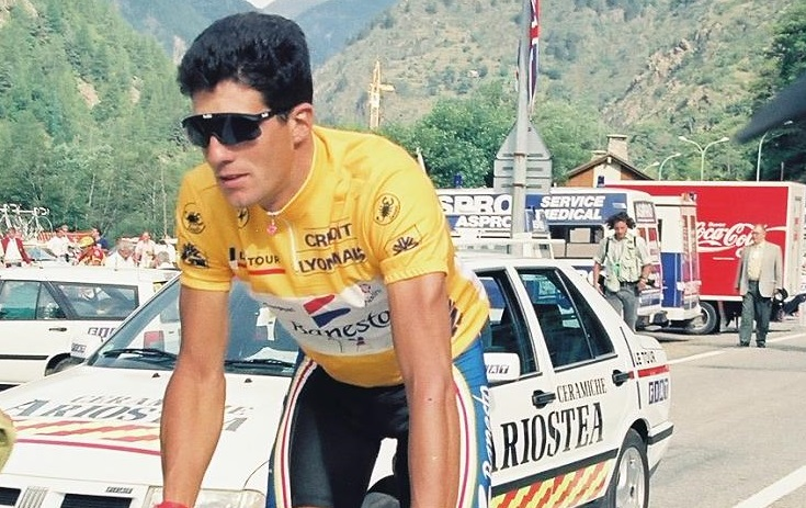 Miguel Indurain won the Giro-Tour double in both 1992 and 1993 (Photo: ta do)