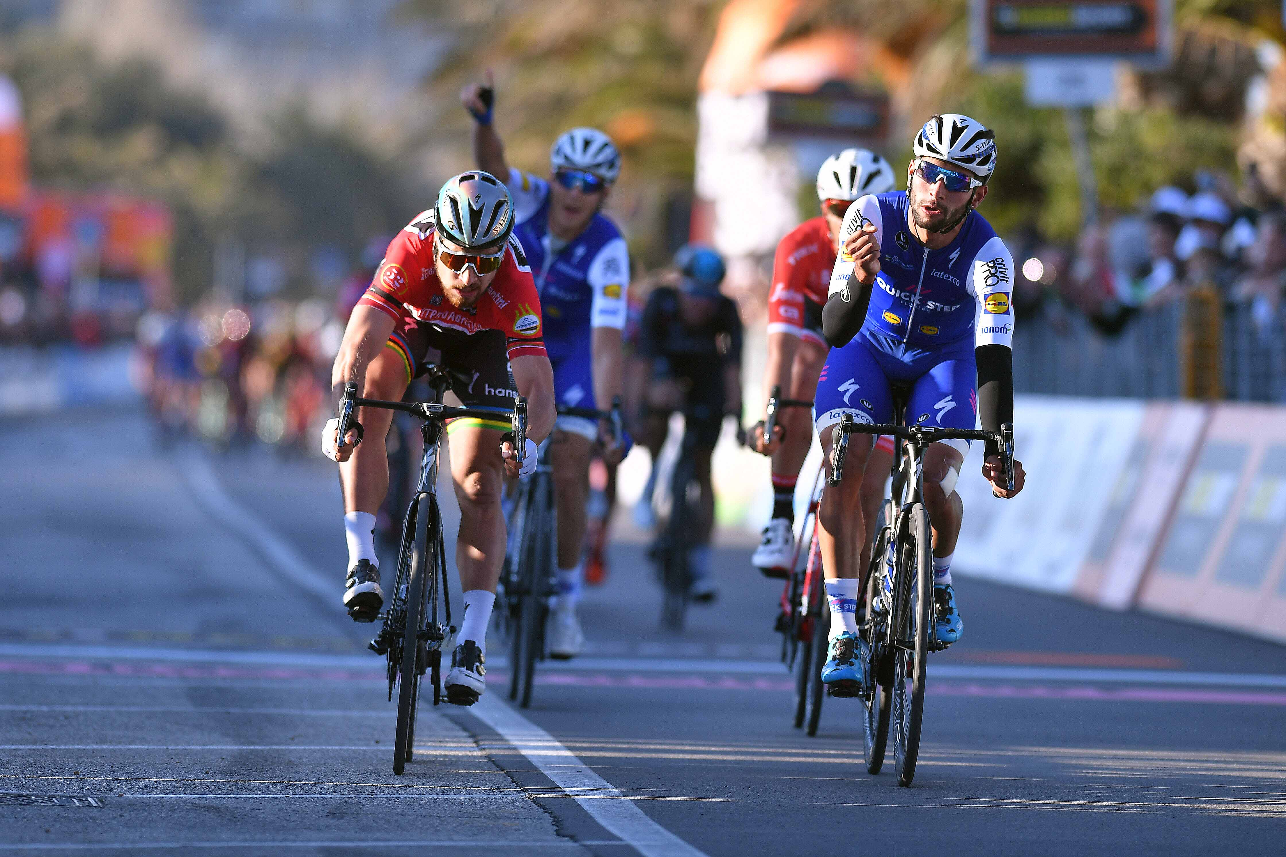 Fernando Gaviria takes first World Tour victory of the ...