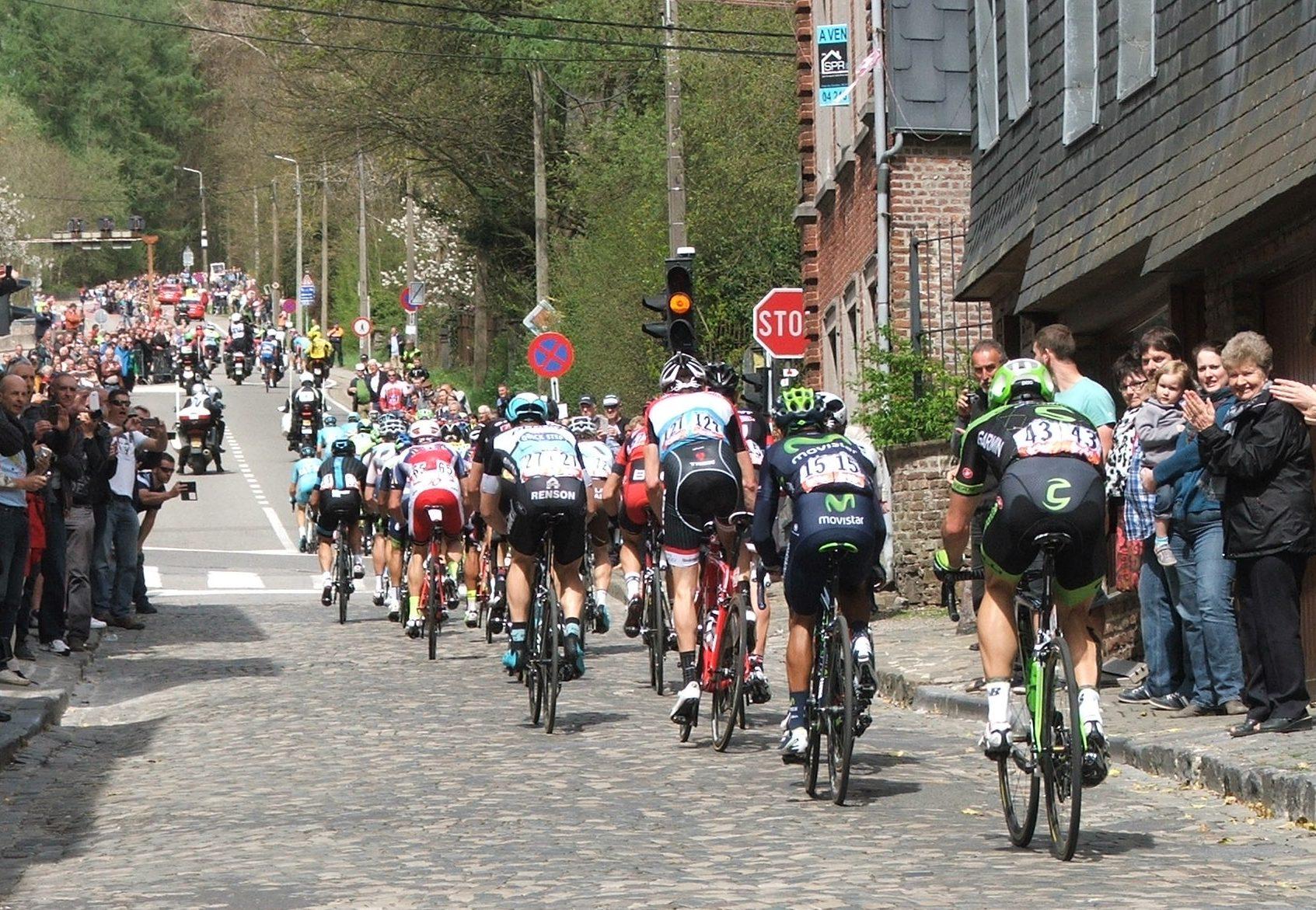 2017 Liège-Bastogne-Liège Route Details | The Bike Comes First on
