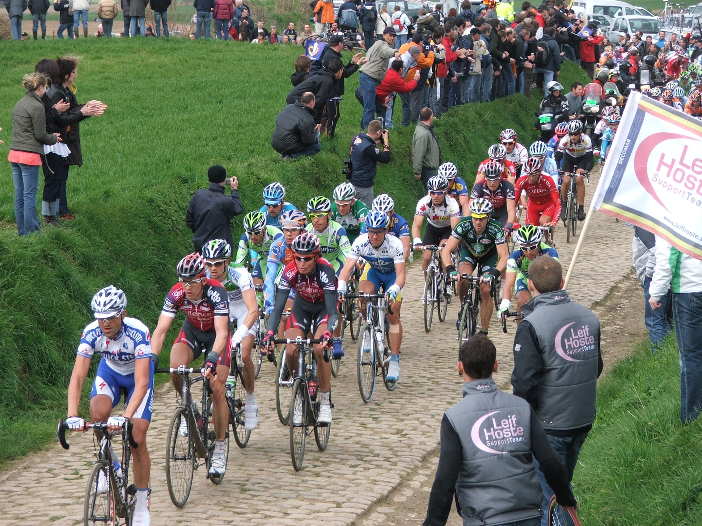 great quotes about parisroubaix the bike comes first