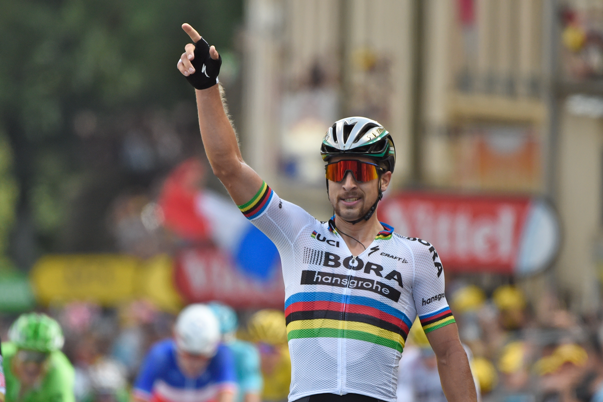 Tour De France Champion In