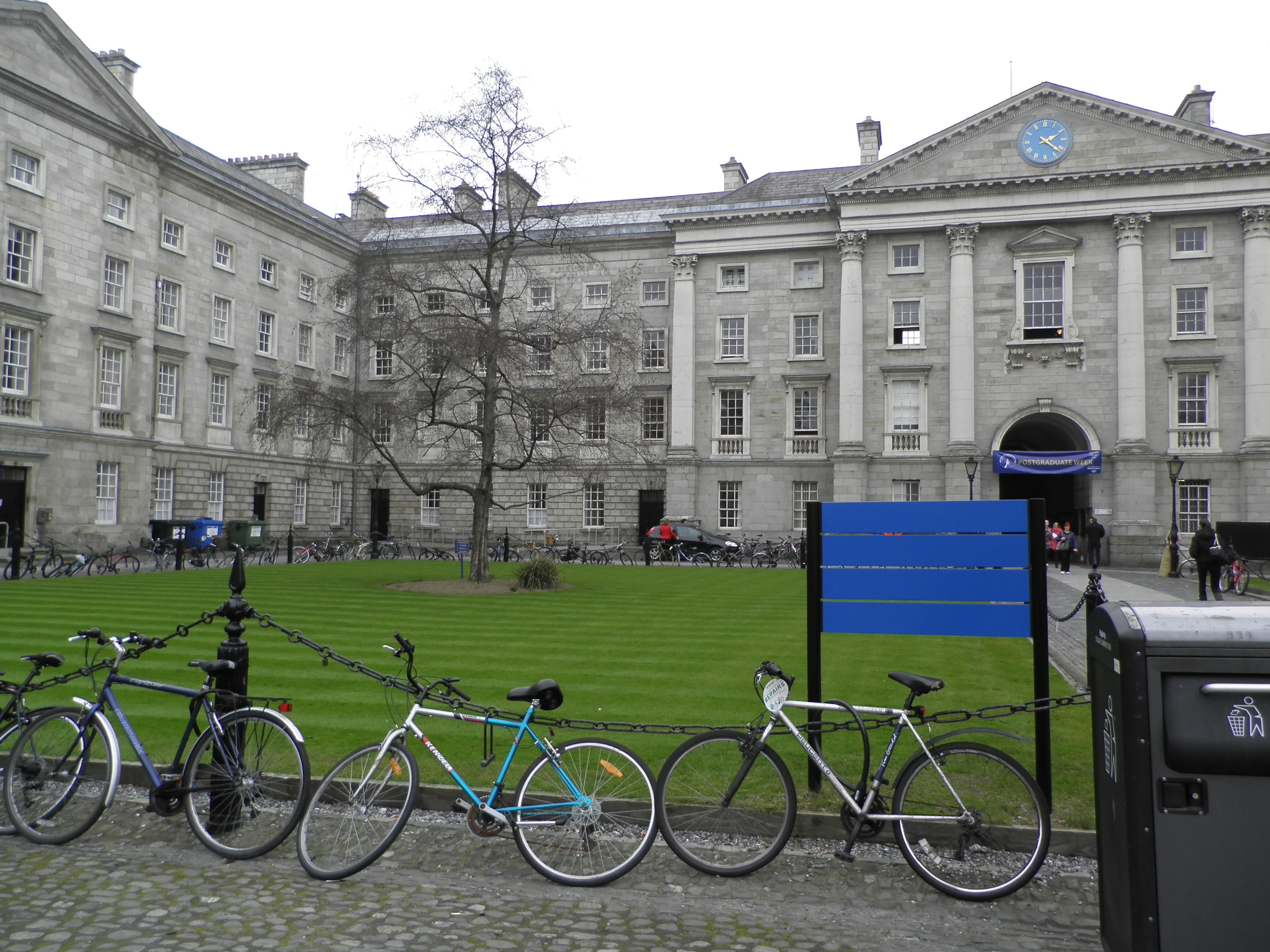 Trinity College Dublin seeking to fill Ph D  position to study
