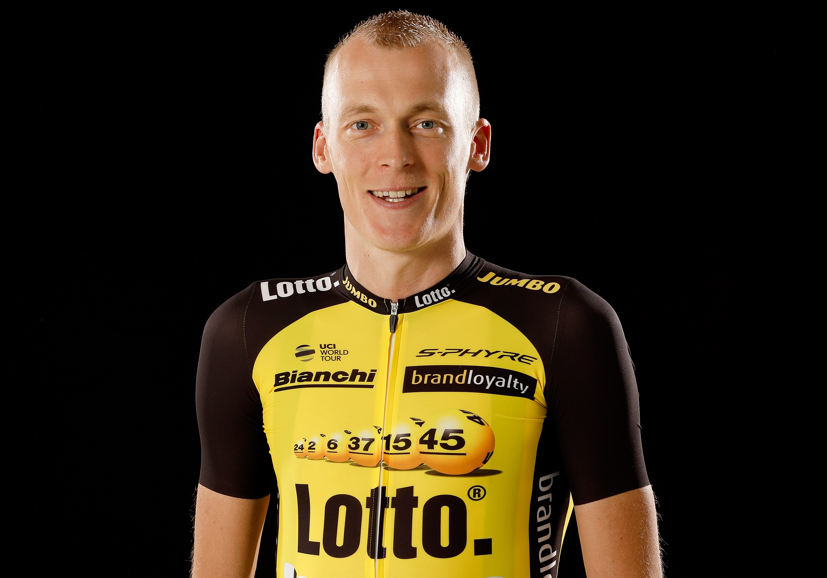 Robert Gesink included in Team Lotto NL-Jumbo line-up for ...
