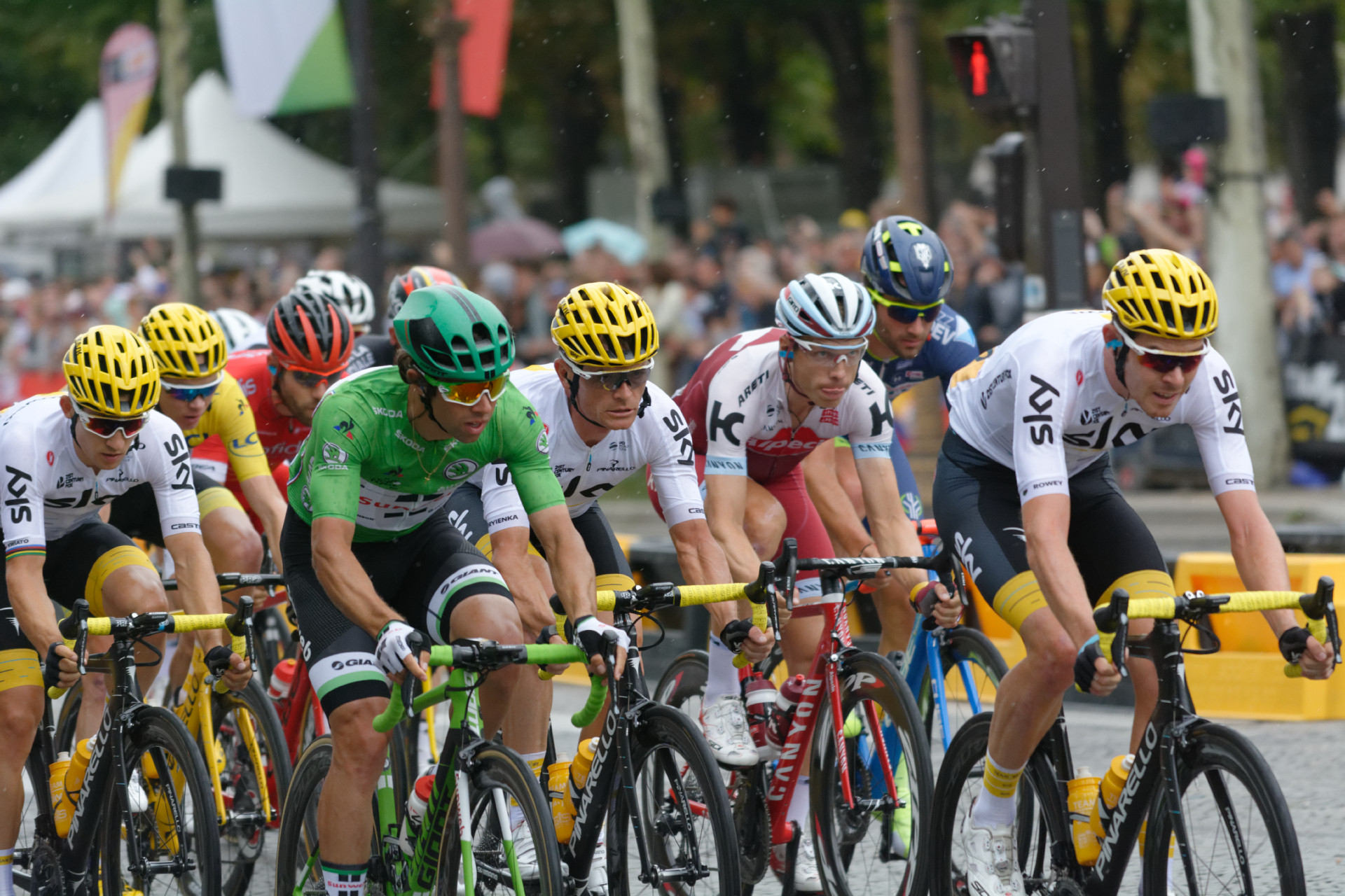 Teamwertung Tour De France