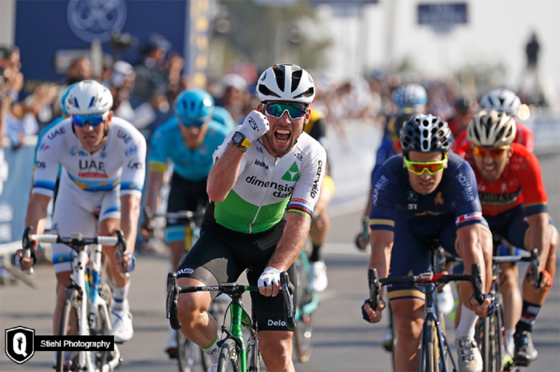 Mark Cavendish sprints to first victory of 2018 at the ...