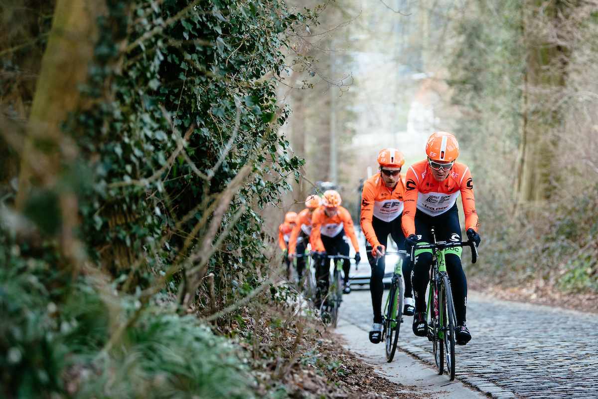 EF Education First-Drapac p b Cannondale send strong team to cobbled  classics ae68be139
