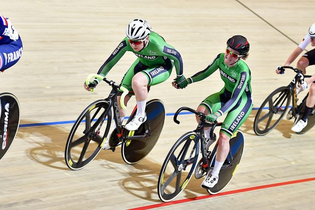Lydia Boylan and Lydia Gurley finish 9th in the Madison at Track World  Championships 32391bd63