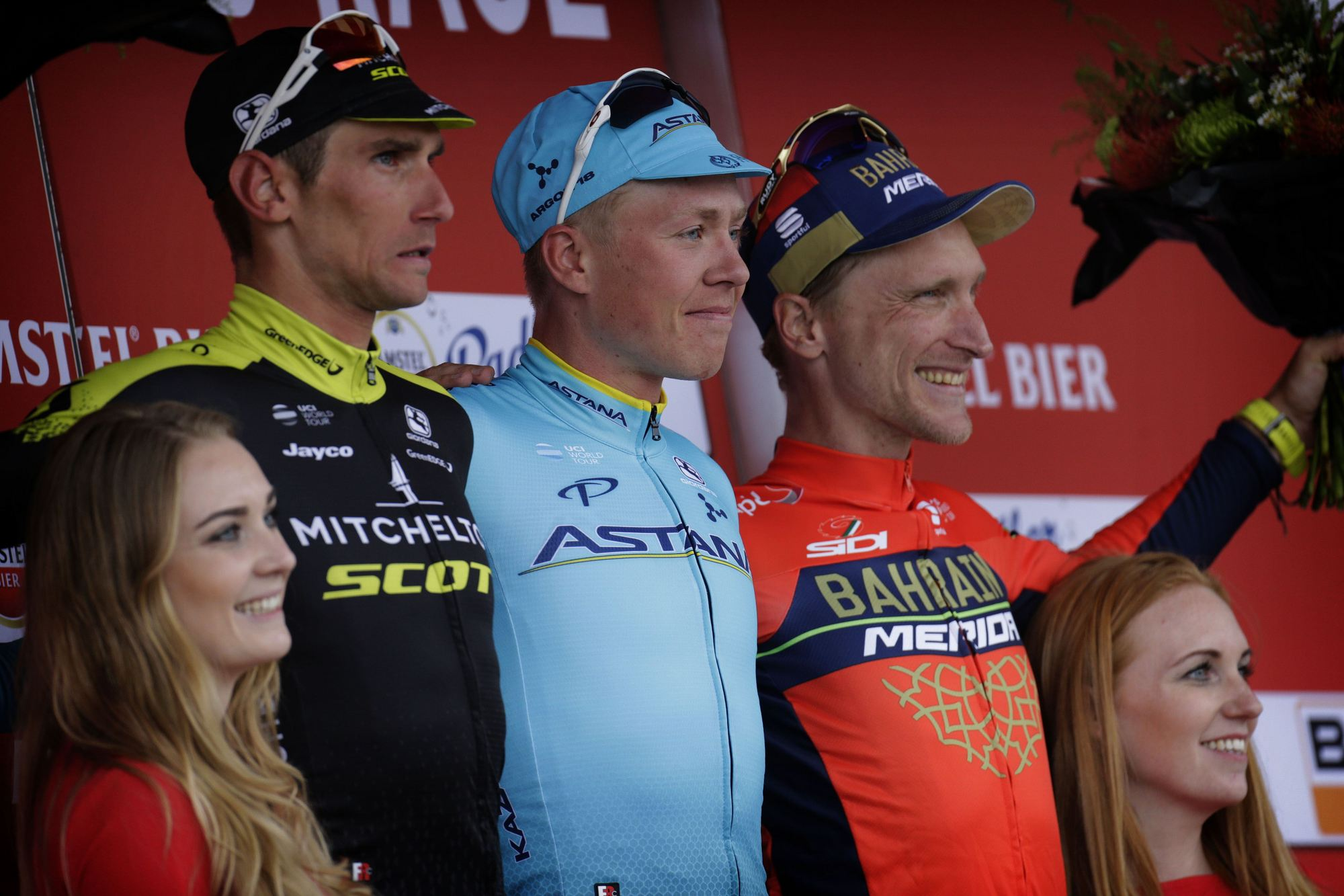 Enrico Gasparotto happy with podium finish at Amstel Gold ...