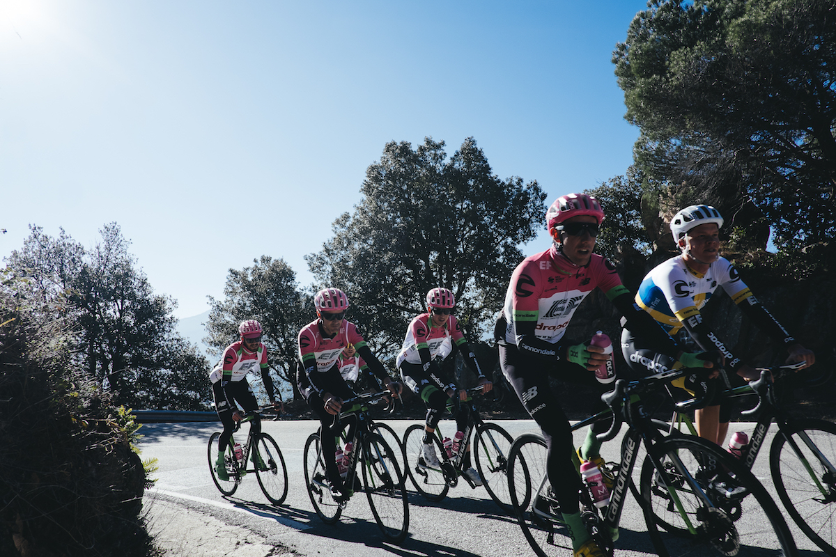 EF Education First-Drapac p b Cannondale to focus on stage wins at the Tour  de Suisse 1b6b26fae