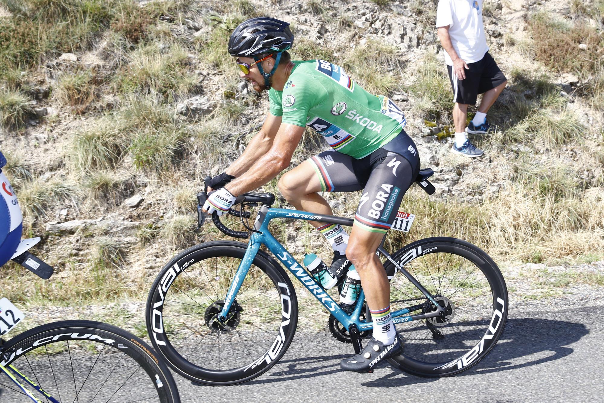 Sprint Points Tour De France