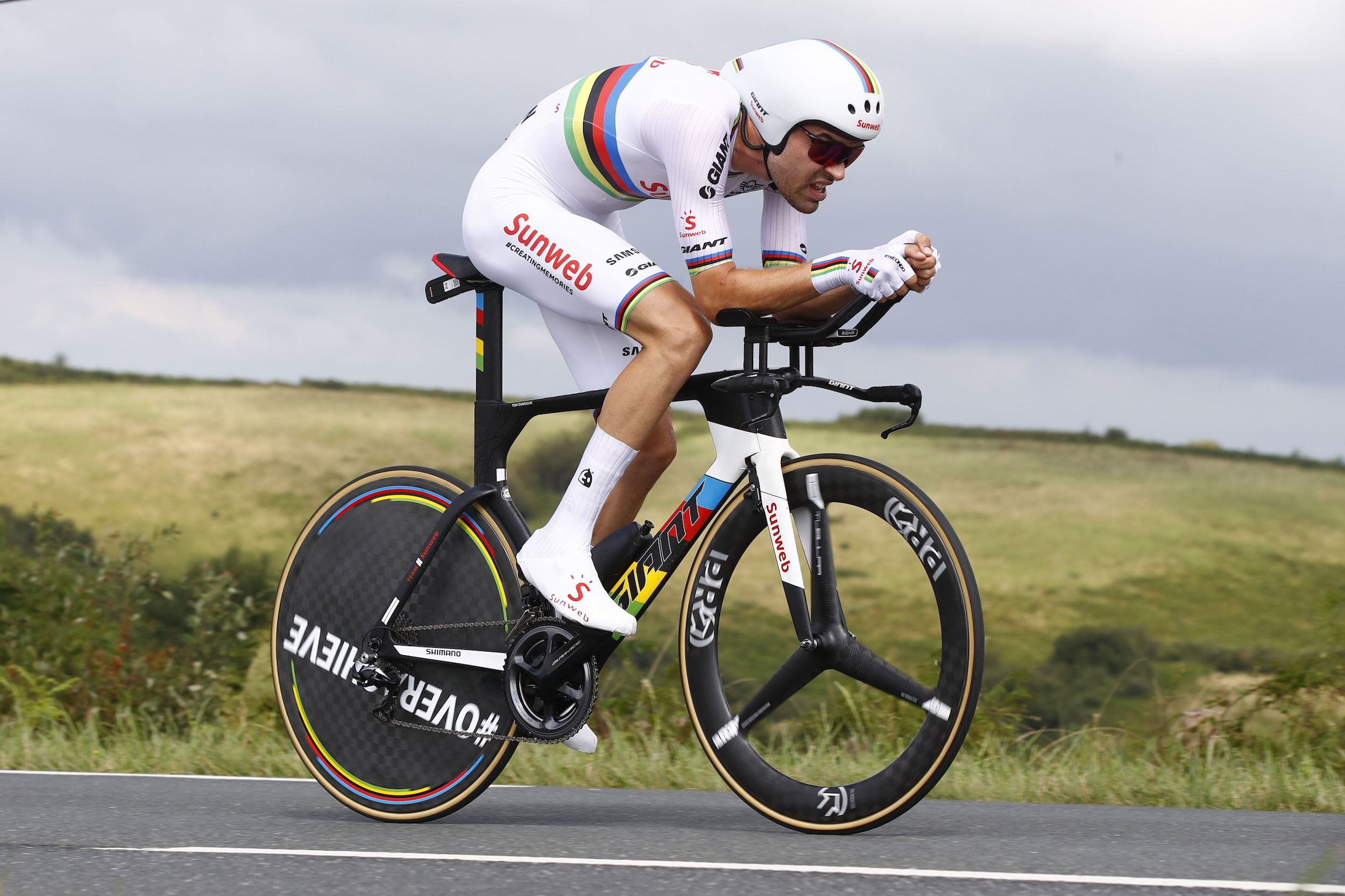 Image result for Tom Dumoulin (Sunweb)